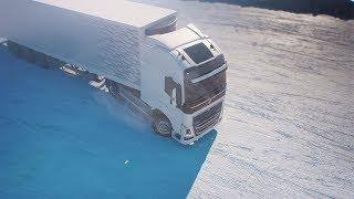 Volvo Trucks - Volvo Dynamic Steering with Stability Assist – Minimises the risk of skidding