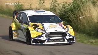 Rallye Lëtzebuerg 2018
