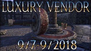 ESO Luxury Vendor 9-7-2018
