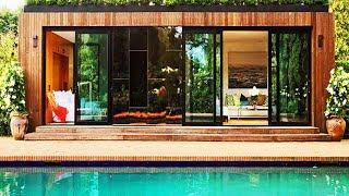 The House Of Happiness,Beautiful And Luxury Is Cocoon Cabin