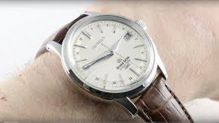 Grand Seiko Hi-Beat 36,000 SBGJ017 Luxury Watch Review