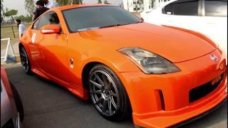Nissan Fairlady 350Z Modified || UET KSK Auto Show