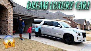 SURPRISING MY BOYFRIEND WITH A LUXURY CAR!