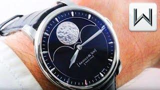 Arnold & Son HM Perpetual Moon (1GLAS.B01A.C122S) Luxury Watch Review