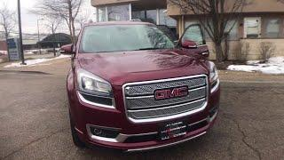 2015 GMC Acadia Milwaukee, WI, Kenosha, WI, Northbrook, Schaumburg, Arlington Heights, IL 4318B