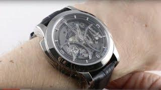 Jaeger LeCoultre Master Minute Repeater Titanium Q164T450 Luxury Watch Review