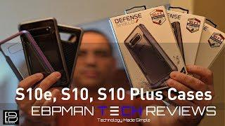Preview | Samsung Galaxy S10 Plus cases from Xdoria