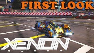 Xenon Racer | First Look | PC Gameplay