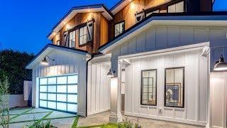 Luxury Modern Farmhouse (833 N Sierra Bonita Ave, Los Angeles, California)