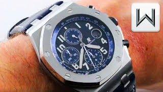 Audemars Piguet Royal Oak Offshore Chronograph (26470ST.OO.A028C) Luxury Watch Review