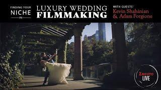 Finding Your Niche in Luxury Wedding Filmmaking