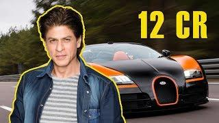 SHAH RUKH KHAN CAR COLLECTIONS l SRK DRIVING CAR l MANNAT