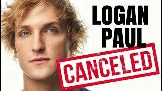 LOGAN PAUL IS CANCELED