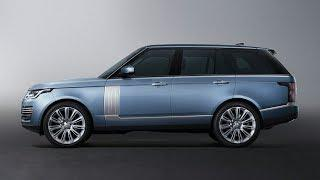 2019 Land Rover Range Rover - The Best Luxury Suv