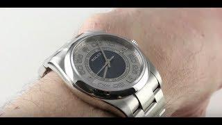 Rolex Oyster Perpetual 116000 Luxury Watch Reviews