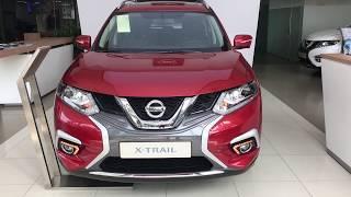 Nissan Xtrail 2.5 Sv Luxury Màu đỏ, Xả Kho Khuyến Mãi Khủng Cuối Năm [Hotline+zalo: 0965993366]