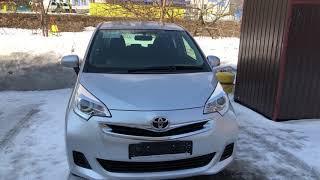 Отзыв о работе компании Luxury Auto (Люкс Авто) Новосибирск №254 Toyota Ractis