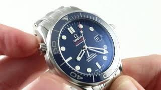 Omega Seamaster 300m Diver 212.30.41.20.03.001 Luxury Watch Reviews