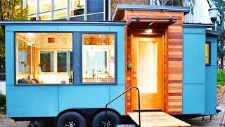 Incredibly Charming The Verve Lux From Tru Form Tiny Homes