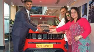 Actress  Prayaga Martin New Luxury  Car