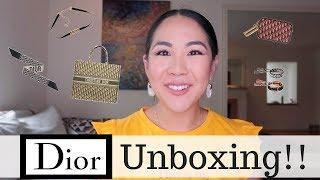 Dior Unboxing!! | Luxury Next Season