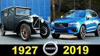 Volvo - Evolution (1927 - 2019)