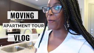 FULL TIME ENTREPRENEUR LIFE | Empty Luxury Apartment Tour