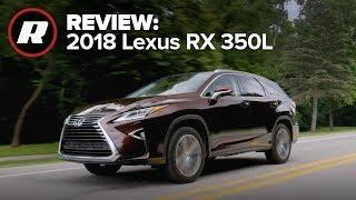 2018 Lexus RX 350L Review: Three rows of luxury with tradeoffs