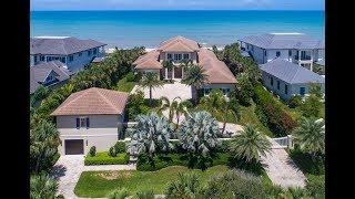 Luxury Oceanfront Homes in Florida | 9060 Rocky Point Drive Vero Beach, Florida