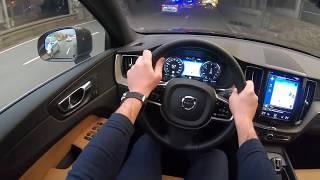 Volvo XC60 II | 4K POV Test Drive