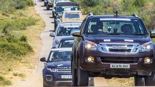 70 Km off road drive with Thar Motorsport ????
