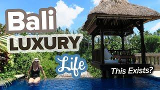 Must See BALI Luxury Hotel. Private Villa PARADISE ???? The Viceroy Bali in Ubud