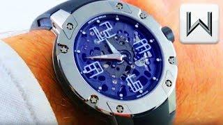Richard Mille RM033 Extra Flat Micro Rotor (RM033) Luxury Watch Review