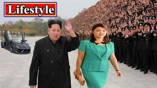 Kim Jong-un Luxurious Lifestyle, House, Car's, Privet Jet, Net Worth, Wife, Daughter, & Biography