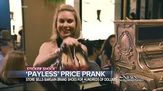 Payless Opens Fake Luxury Shoe Store, Pranks Influencers Into Paying Ridiculous Prices!
