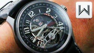 Jaeger-LeCoultre AMVOX3 Tourbillon GMT (Q193K450) Luxury Watch Review