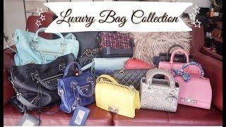 大牌包包合集| Luxury Bag Collection | Chanel+Dior+Gucci+Celine+Moynat+Marni |