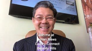 Join me at Inman News Luxury Connect in Beverly Hills - Christophe Choo Coldwell Banker