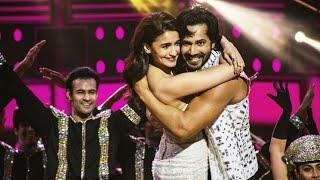 Varun Dhawan and Alia Bhatts performance at lux golden awards 2018