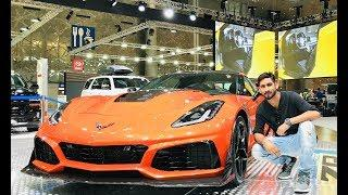 Qatar Motor Show 2018 || Luxury Cars || PART 2 || 4K