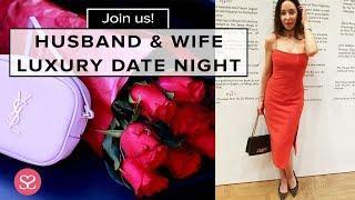 Luxury Date Night: DIOR, COCKTAILS & DINNER IN LONDON | Sophie Shohet