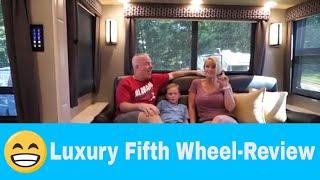 Luxe Elite Luxury Fifth Wheel 42MD - Customer Interview