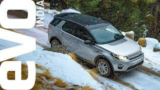 Never Stop Discovering: Winter drive with Land Rover Discovery Sport on Sangla-Kanda trail
