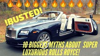 Rolls-Royce: 10 biggest myths about these super luxurious cars BUSTED!