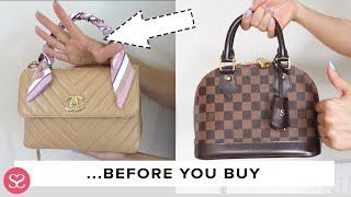 Best Top Handle Luxury Handbags: WATCH BEFORE BUYING