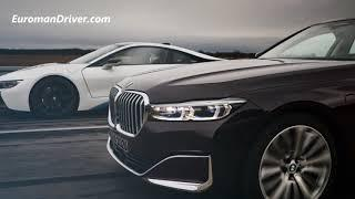 New 2019  BMW 7 Series 745Le xDrive Plug-In Hybrid Electric 2019