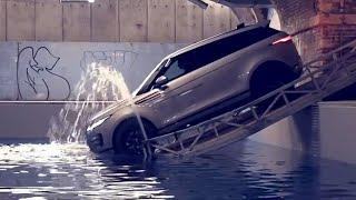 New Range Rover Evoque 2019 - Testing in Extreme Conditions