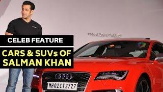 Salman Khan's exotic garage of ultra-luxury cars & superbikes: Range Rover to Suzuki Hayabusa