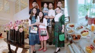 PACQUIAO FAMILY Ipinakita Ang BONGGA At SOSYAL Na Luxury Hotel Nila In Singapore