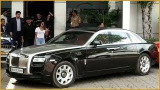 Priyanka Chopra's Luxury Car Collection.